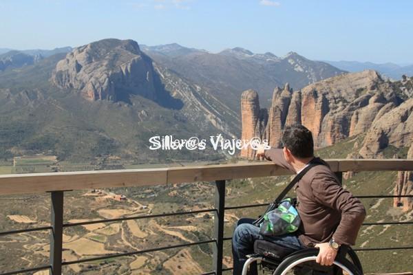 Vistas desde el Mirador del los Buitres