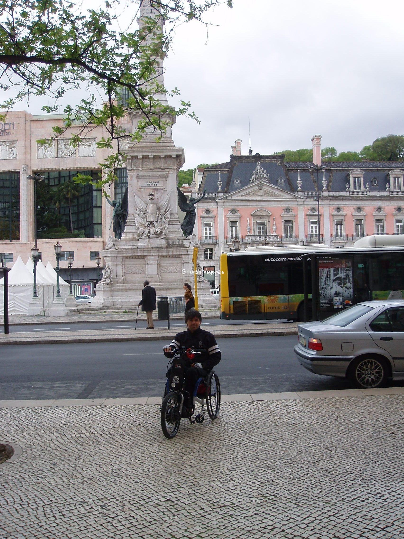 Ya estamos en Lisboa