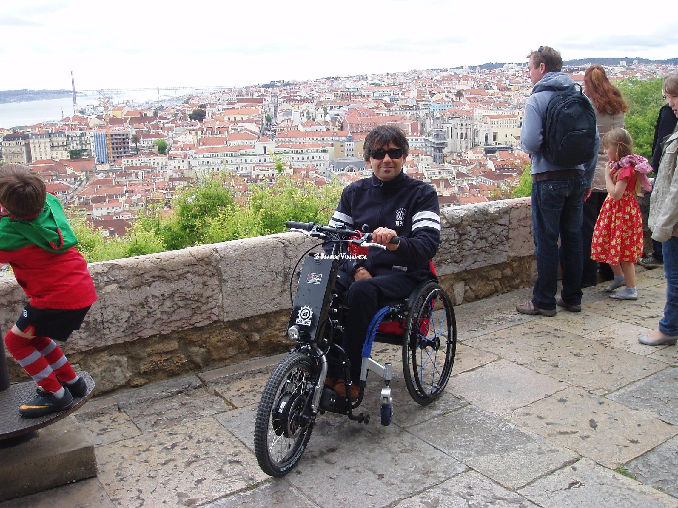 Sillerosviajeros en Lisboa