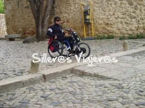 Lisboa en silla de ruedas