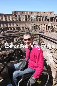 Coliseo, un monumento histórico