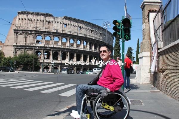 Vistas desde el Coliseo