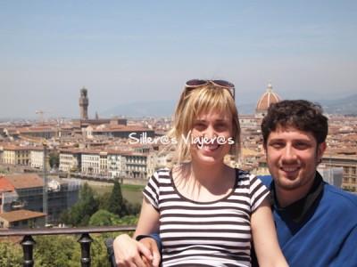 Espectaculares vistas desde el PiazzaleMichaelangelo (Florencia)