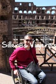 Vistas accesibles en el Coliseo
