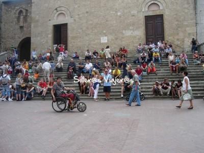 San Gimigniano: Visita obligada en la región