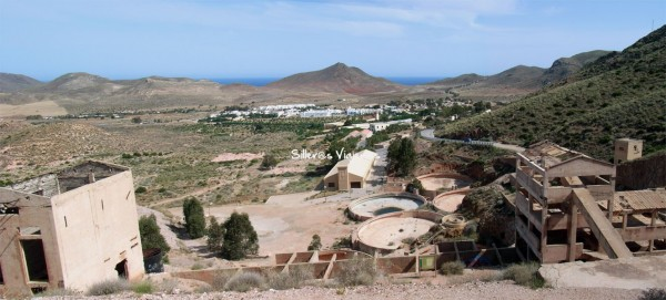 Pueblo minero de Rodalquilar