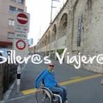 Zurich en silla de ruedas