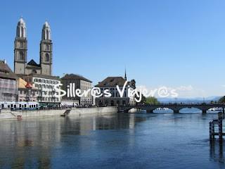 Silleros viajeros en Zurich
