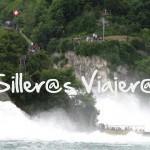 Vista de las cataratas del Rin