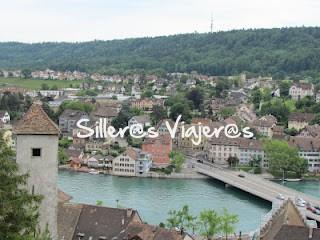 Viaje a Zurich en silla de ruedas