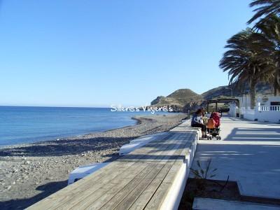 Paseo playa accesible
