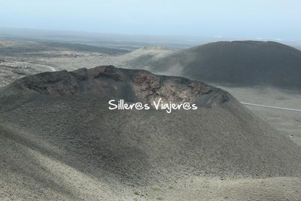 Montaña del Fuego en Lanzarote