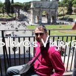 arco Constantino desde Coliseo