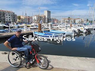 Puerto de Toulon, Francia