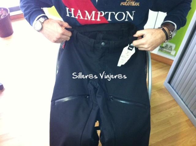 Pantalones especiales para silleros