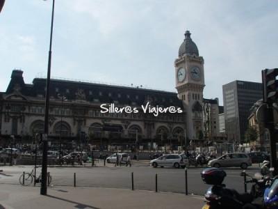 Calles planas y edificios de París