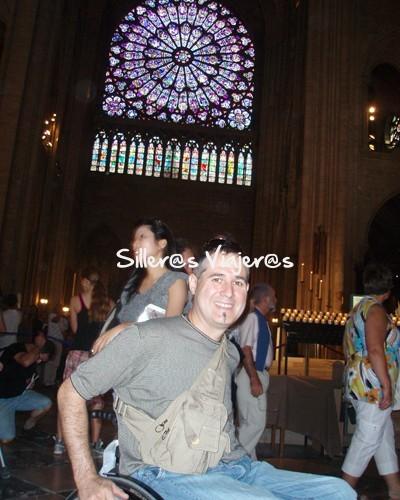 Notre Dame por dentro