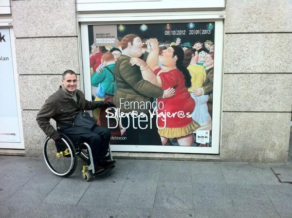 Exposición de Botero en el Museo de Bellas Artes