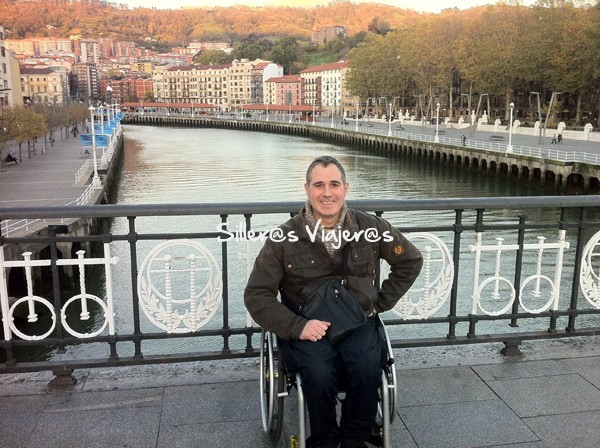 Visitando Bilbao