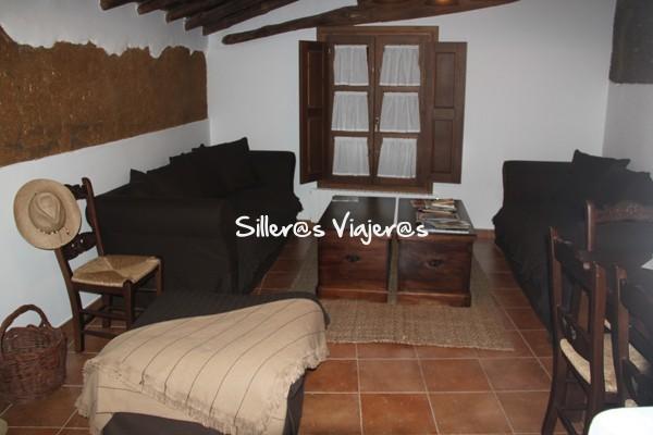 Ajolamiento Casa Rural Las Lilas