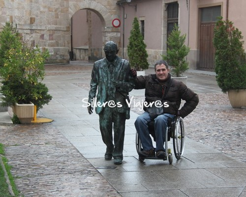 Estatua de Zamora