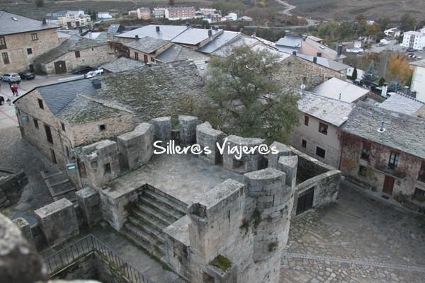 Vistas de La Puebla desde lo alto