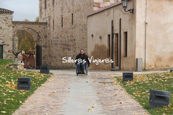 Paseos en el exterior del Castillo de Zamora