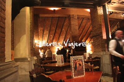"""Cena en """"La Ermita"""", debajo de la plaza de toros de Granada"""
