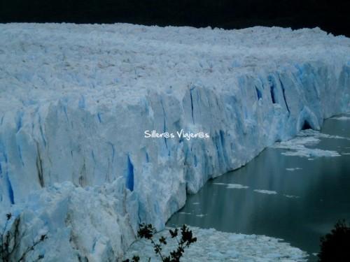 Único glaciar que no esta en deshielo