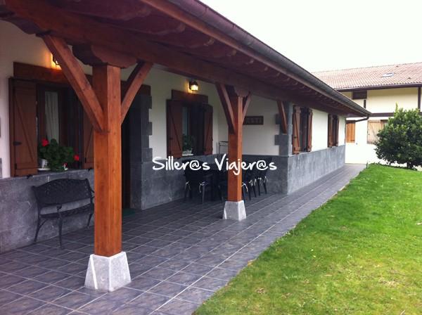 Casa rural Epotx-Etxea, accesible