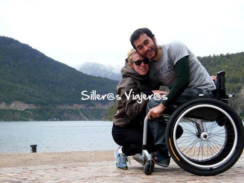 Bariloche, Argentina en silla de ruedas
