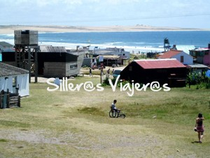 Cabo Polonio con silla de ruedas 2