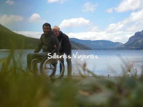 Visita al lago
