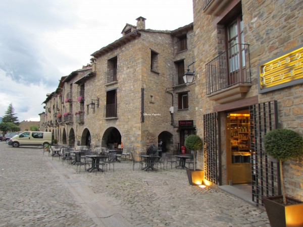 Silleros Viajeros en Barbastro