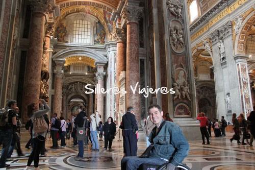 Silleros en el Vaticano