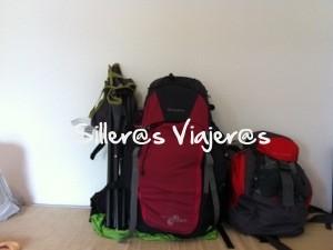 Nuestro equipaje, mochilas