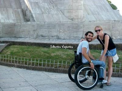 Sara y Pablo en Rosario