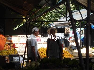 Mercados en Montevideo