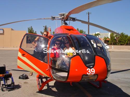Vuelo en helicóptero sobre el Cañón del Colorado