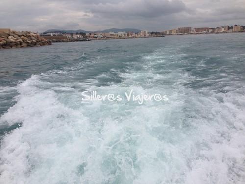 Navegando en Léscala
