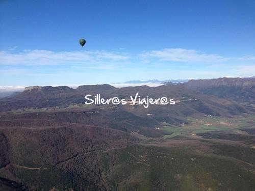Vistas desde el globo