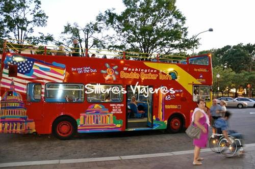 Tours por la ciudad en bus