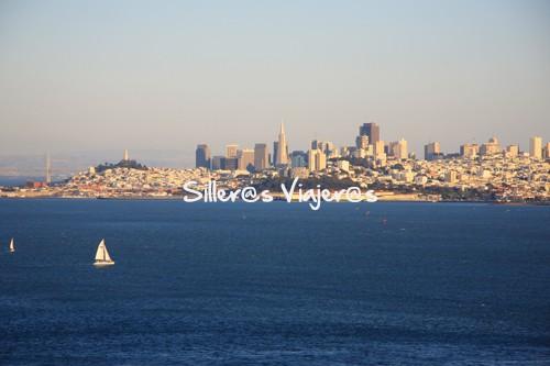 Vistas de la ciudad de San Francisco