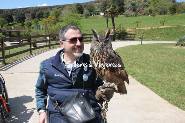Parque de la Naturaleza de Cabárceno con animales