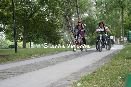 Zonas de parque en Pamplona