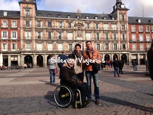La Plaza de España
