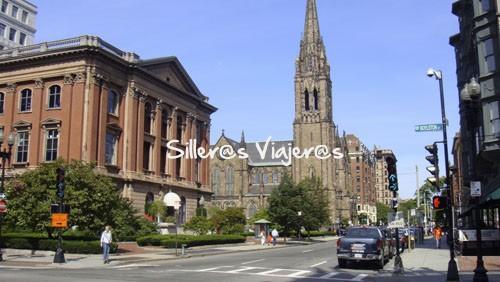 Visitando Boston