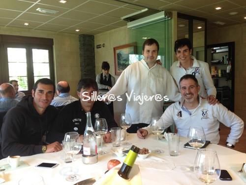 Restaurante Solana, una estrella Michelín