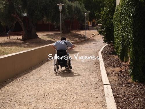 Caminos de paseo accesibles