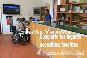 Embajadores de la accesibilidad